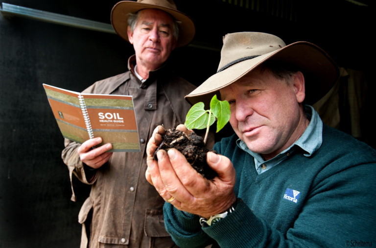 "Martin Hamilton from the Department of Agriculture will be leading the workshop utilizing the latest Soil Health Guide produced for North Central Victoria.""Soil is the key to all health and knowing about your soil empowers you to manage it more sustainably. Attendees will go home knowing more about their soil and what to do to maintain good soil."" said Martin."